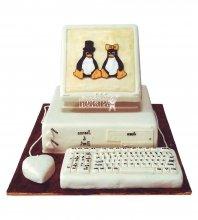 №2350 Торт компьютер