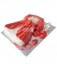 №2359 Торт платье