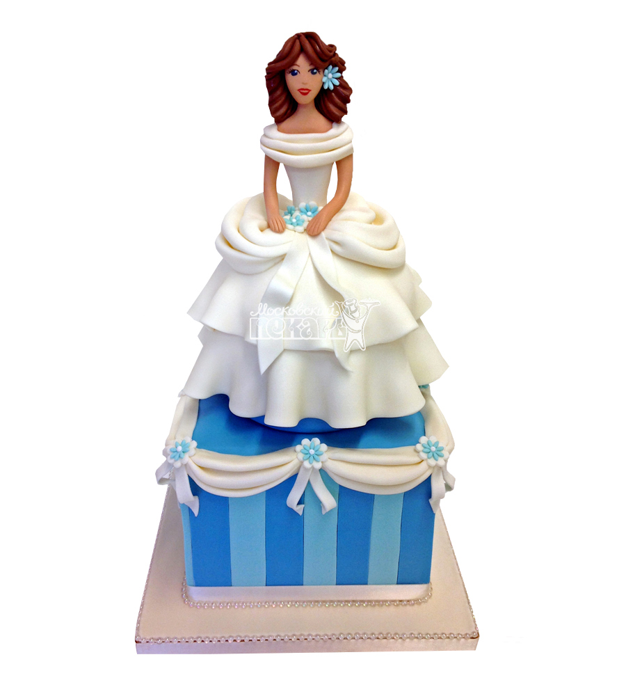 №2361 Торт платье