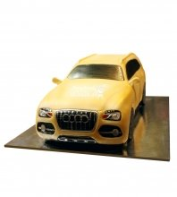 №2366 3D Торт Ауди Q7