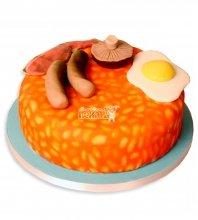 №2392 Торт завтрак