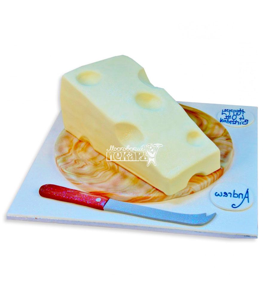 №2394 3D Торт сыр