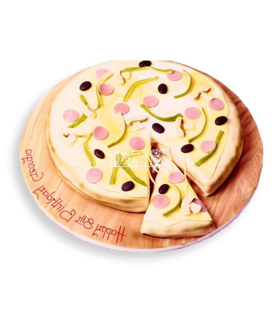 №2406 Торт пицца