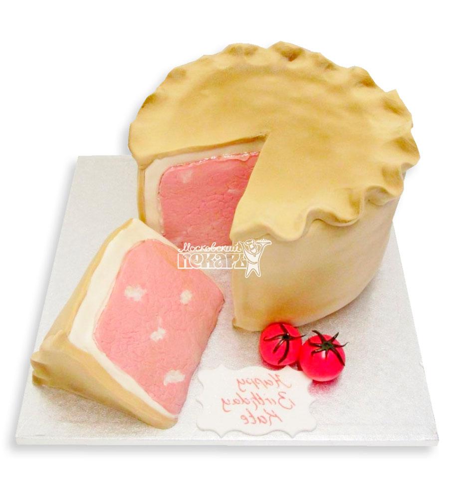 №2407 Торт пирог