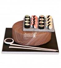 №2411 Торт суши