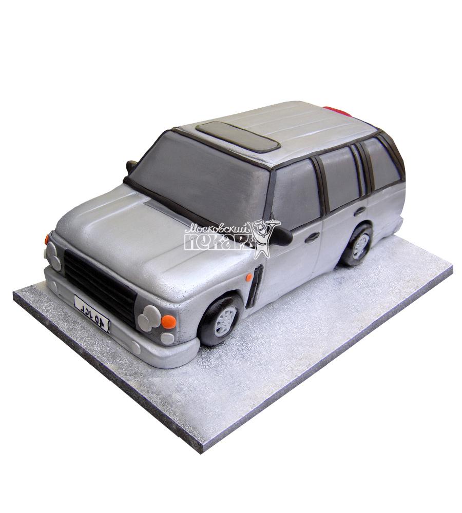 №2422 3D Торт Рендж Ровер