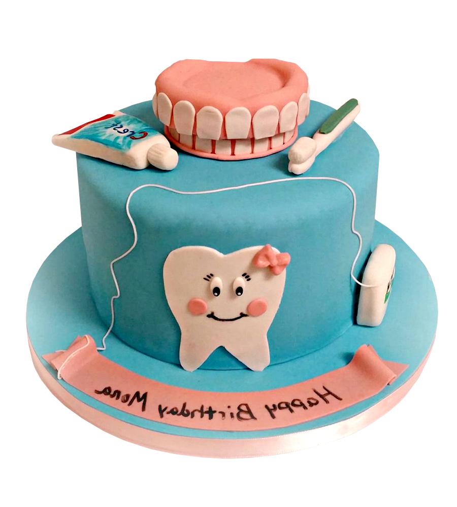 №2433 Торт стоматологу