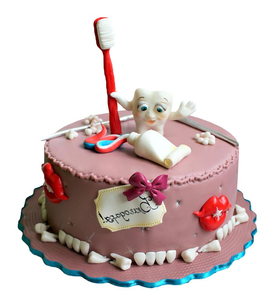 №2435 Торт стоматологу