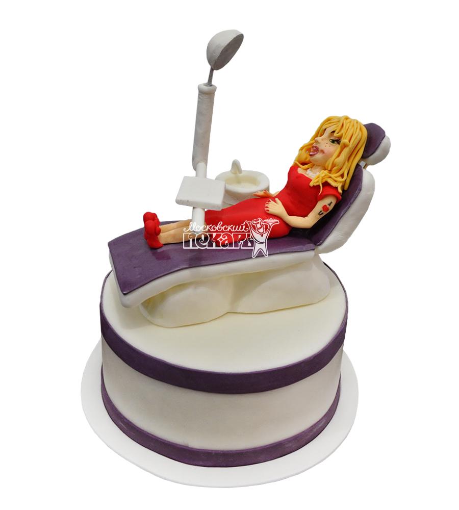 №2436 Торт стоматологу