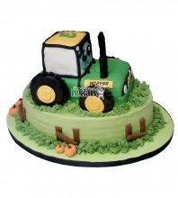 №2441 Торт трактор