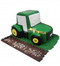 №2445 Торт трактор