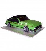 №2451 3D Торт Форд