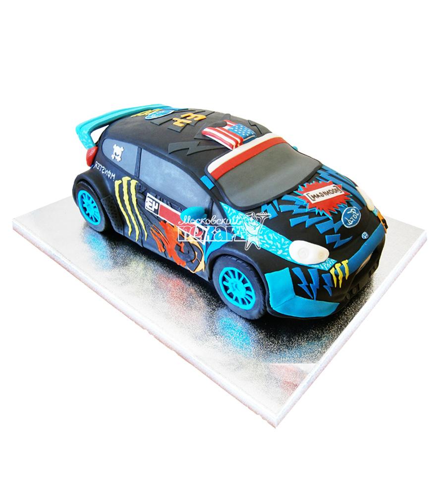 №2452 3D Торт Форд