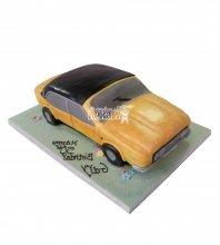 №2453 3D Торт Форд