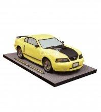 №2454 3D Торт Форд