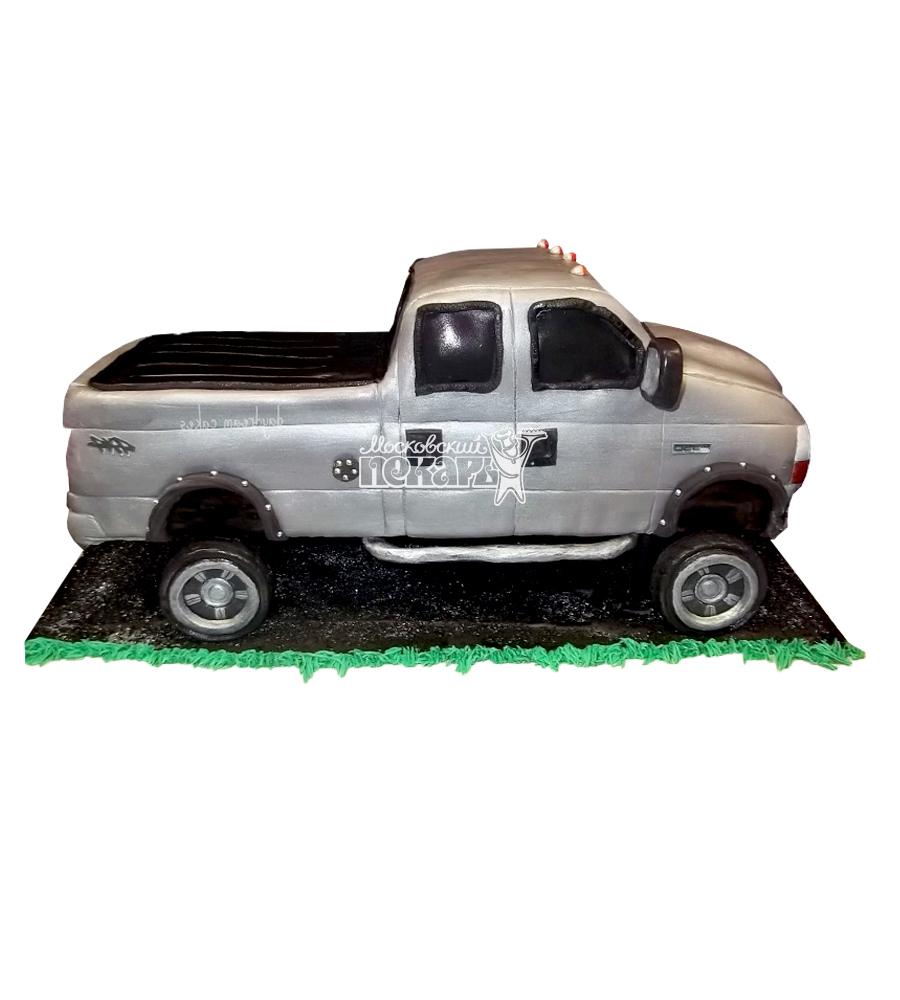 №2457 3D Торт Форд