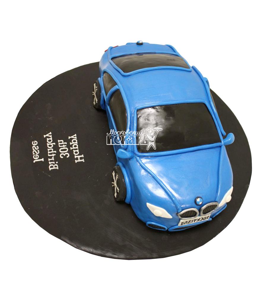 №2459 3D Торт БМВ