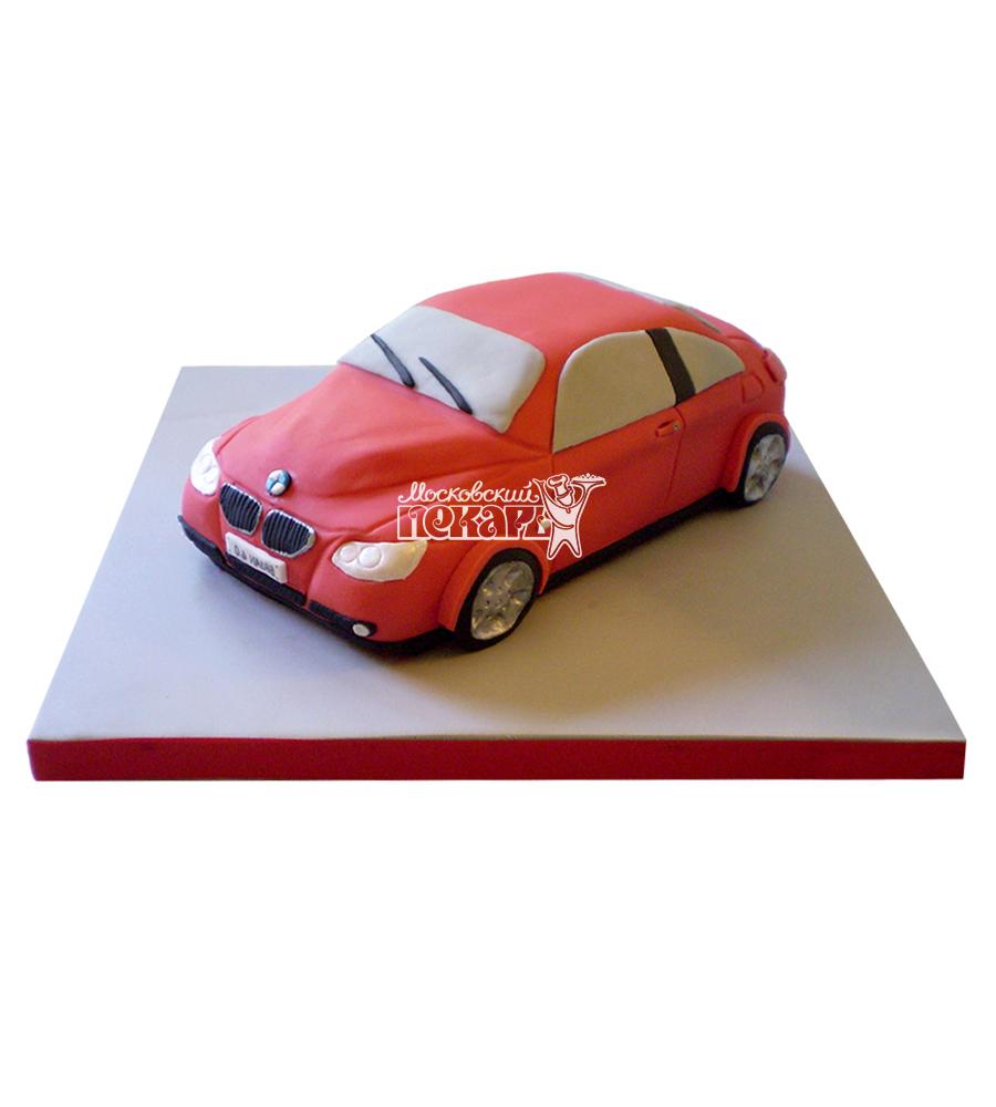 №2460 3D Торт БМВ
