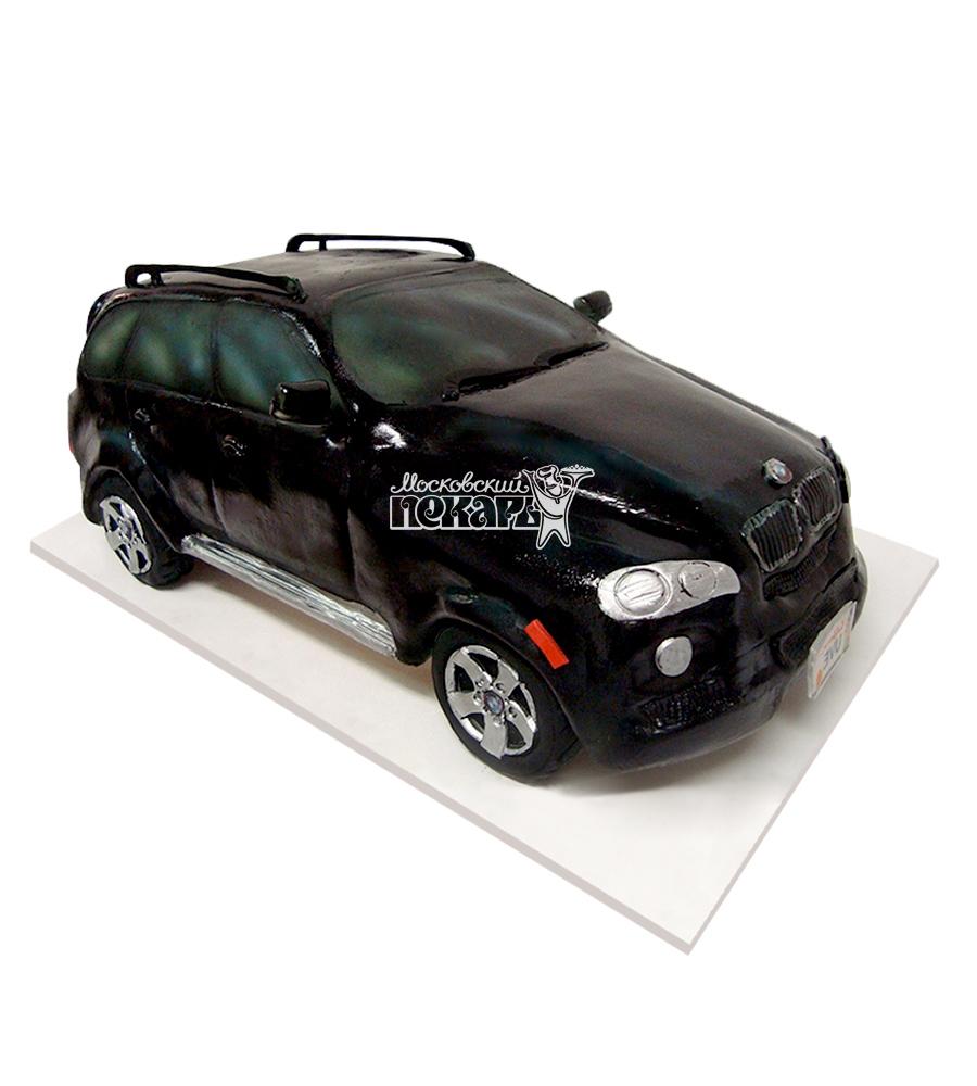 №2465 3D Торт БМВ