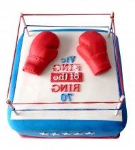 №2468 Торт боксеру