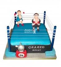 №2469 Торт боксеру
