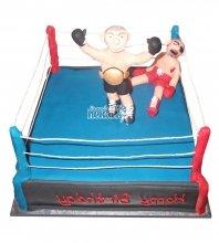 №2472 Торт боксеру