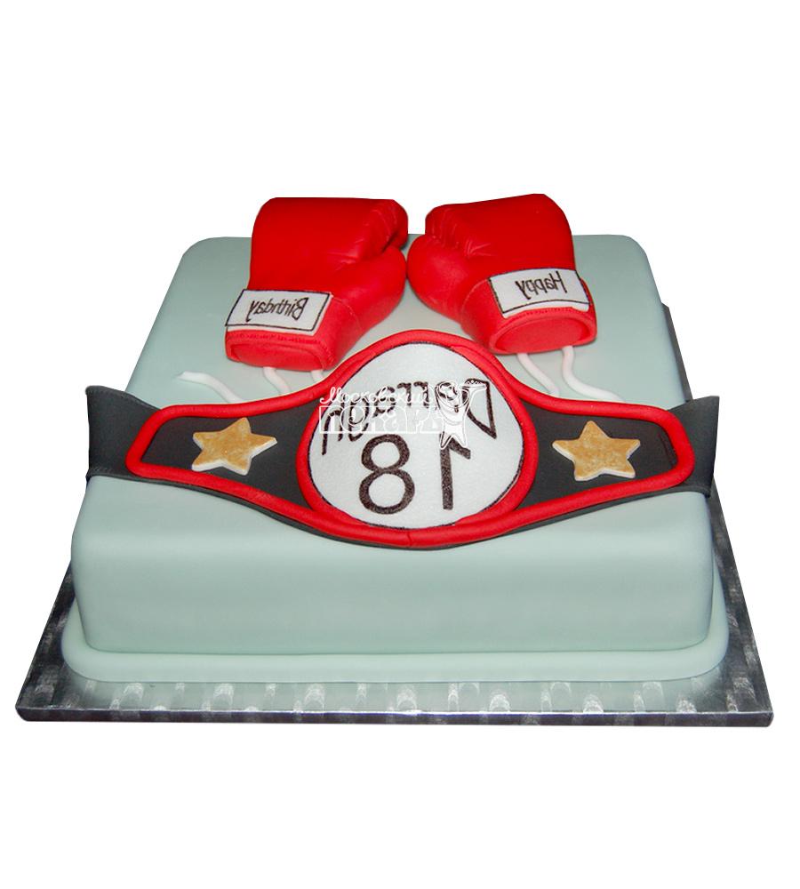 №2473 Торт боксеру