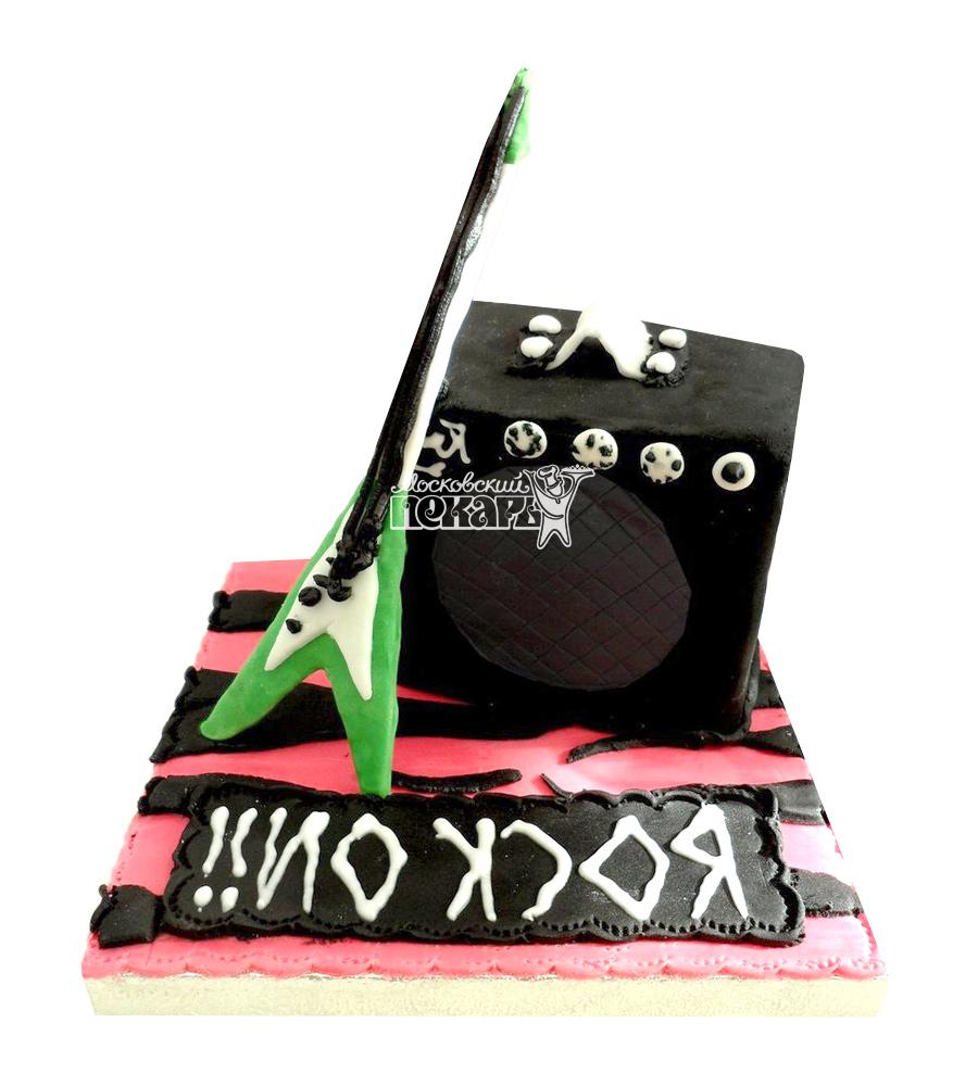 №2480 Торт гитара