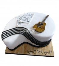 №2481 Торт гитара