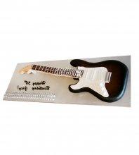 №2482 Торт гитара