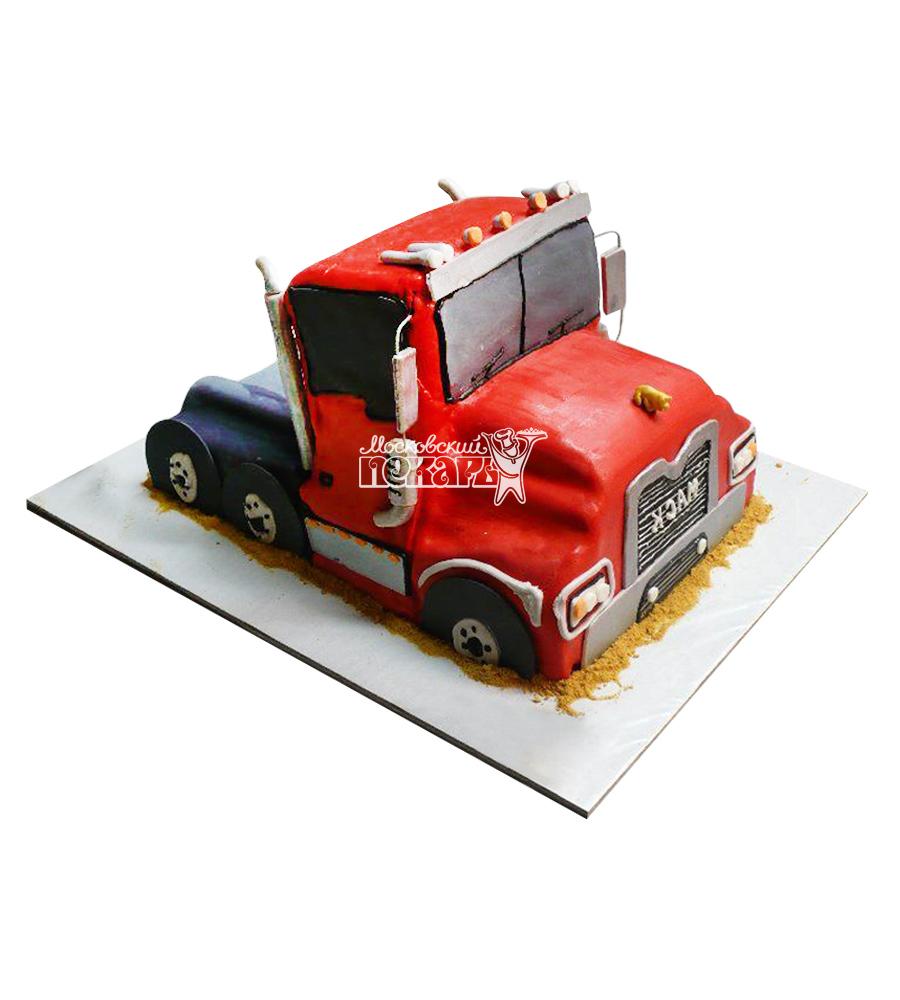 №2488 Торт грузовик