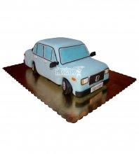 №2498 3D Торт Лада