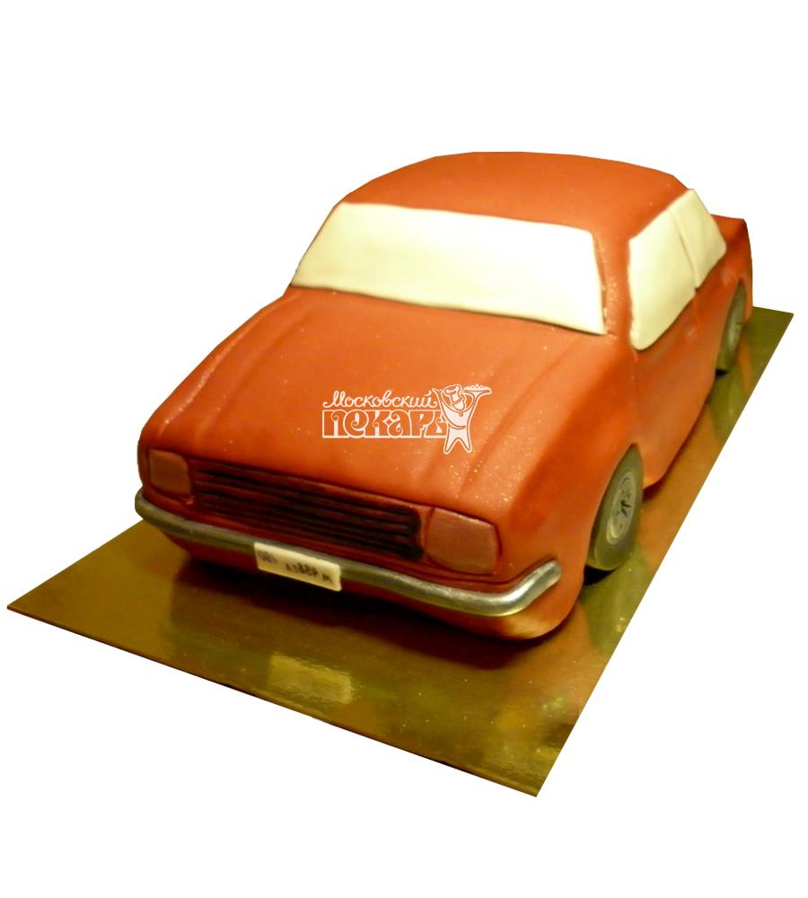 №2499 3D Торт Лада