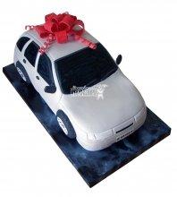 №2500 3D Торт Лада