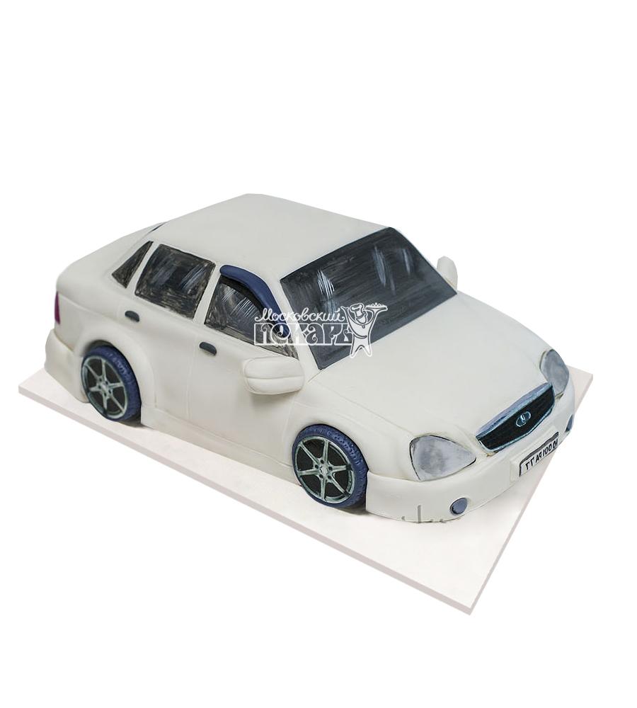 №2502 3D Торт Лада