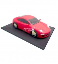 №2503 3D Торт Порше