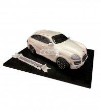 №2507 3D Торт Порше