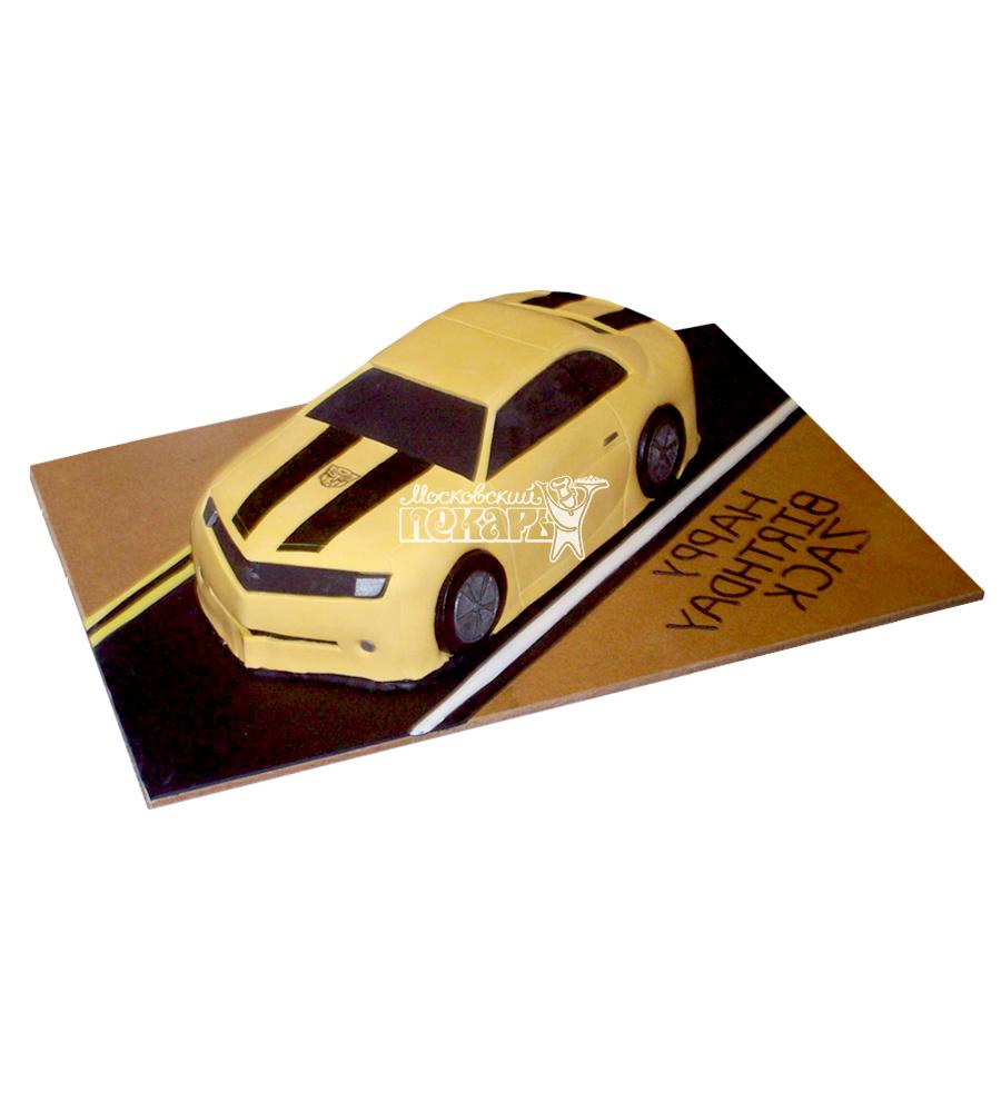 №2513 3D Торт Шевроле