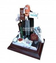 №2522 3D Торт юристу