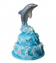 №2550 Торт дельфин