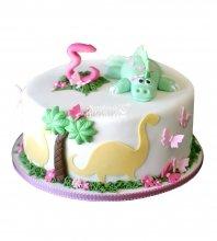 №2560 Торт Динозаврик