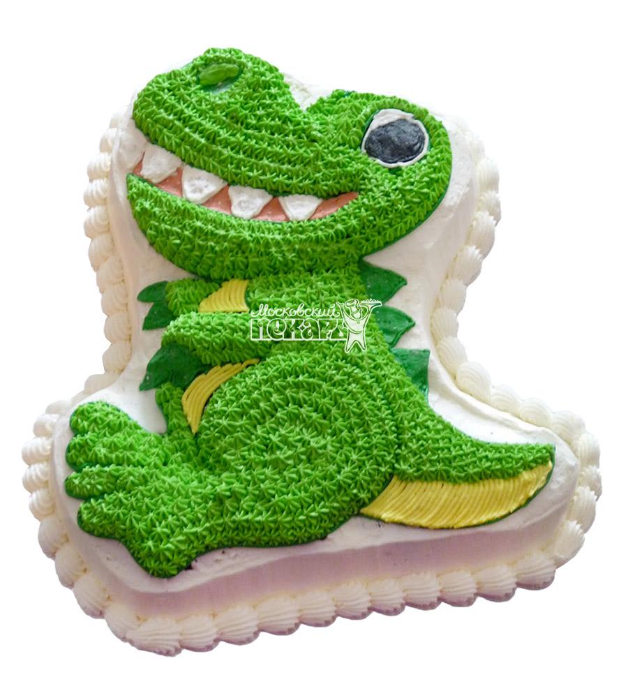 №2562 Торт Динозаврик