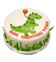 №2563 Торт Динозаврик