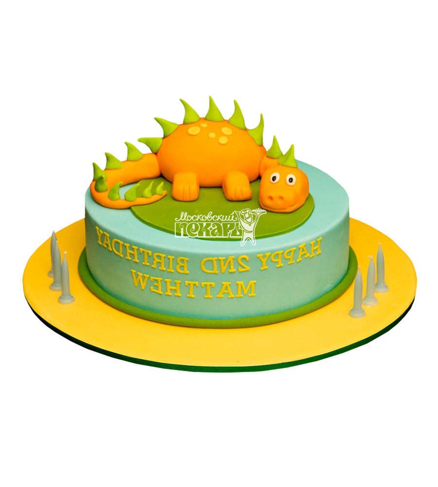 №2567 Торт Динозаврик