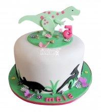 №2570 Торт Динозавр