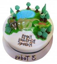 №2571 Торт Динозаврик