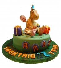 №2572 Торт Динозаврик
