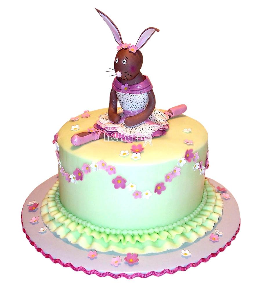 №2584 Торт зайчик