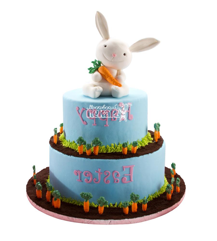 №2589 Торт зайчик