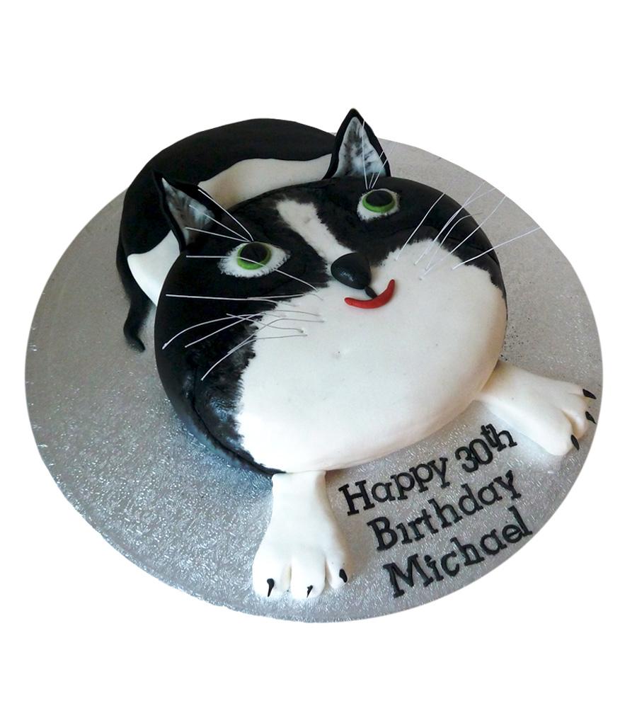№2590 Торт кошка